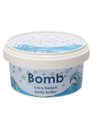 Bomb Cosmetics Coco Beach Body Butter 200ml Renksiz